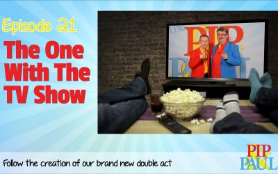 Episode 21 – The one with Season 1 of our TV show!